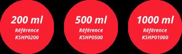 quantité produit huile Phyto-thermo